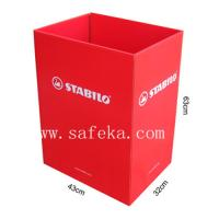 Wholesale Red Bin, Cardboard Display Dump Bin Display Stands from china suppliers