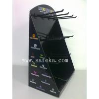 Wholesale Corrugated Floor Display Stands,Hook counter Display,Corrugated Peg Diplay from china suppliers