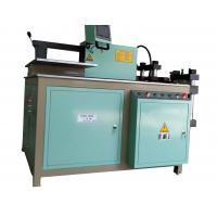 China 12x160mm copper cnc busbar machine with bend cut and punch 3 in 1 for switchgear for sale
