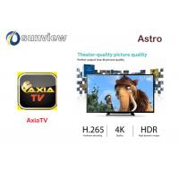 Wholesale Internet 1080p Full Astro Android Tv Box Iptv 1 / 3 / 6 / 12 Months Subscription from china suppliers