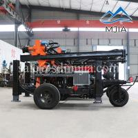 Wholesale Wheeled Mobile FY130 Down The Hole Rock Hammer Water Well Drilling Rig On Sale from china suppliers