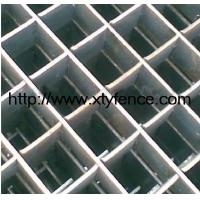 Wholesale hot-dipped galvanized plug steel grating from china suppliers