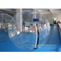 Wholesale 2m Dia Inflatable Hamster Water Balls , Zorbing Bubble Runner Giant Walking Ball from china suppliers