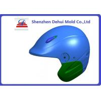 Sport Or Safety Helmet 2K Injection Molding With ROHS / SGS / ISO Standard for sale