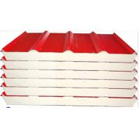Buy cheap Container House Sandwich Panel , Colorful and Beautiful appearance from wholesalers