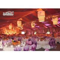 Quality Wedding Aluminum Frame Canopy Party Tent 20X30 Heat Resistant for sale