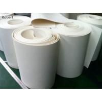 Wholesale Portable PU Polyurethane Curved Conveyor Belt Material High Straightness from china suppliers
