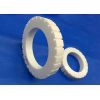 Wholesale Insulation Industrial Ceramic Seal Rings With Tooth Groove High Temperature Resistant from china suppliers