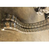 Excavator Rubber Kubota Replacement Tracks Lightweight With 84 Link for sale