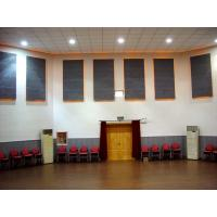 Buy cheap Sound Proof Wood Wool Acoustic Panel , Wood-Fiber Cement Echo Block from wholesalers