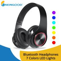 Wholesale Wireless Headphones Bluetooth Earphone Foldable Adjustable Handsfree Headset with MIC for samsung xiaomi mobile phone from china suppliers