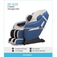 China 3D massage chair with foot roller zero gravity massage chair on sale
