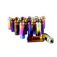 Wholesale Alloy / Carbon / Stainless Steel Auto Lug Nuts For Rims 60mm , 12 Months Warranty from china suppliers