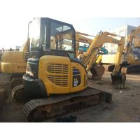 Wholesale Original japan Used Komatsu Mini Digger PC55MR-2 For Sale New zealand from china suppliers