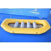 China 0.9mm PVC Tarpaulin Inflatable Rafting Boat For Sale on sale