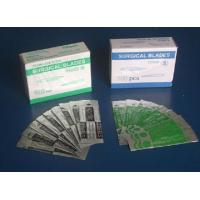 Wholesale Disposable sterile surgical blades all sizes from china suppliers