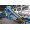 LDPE LLDPE PP PE Film Washing Plant Plastic Film Washing Line for sale
