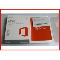 Wholesale Microsoft Office 2016 for Mac – Home and Business Office 2016 HB for MAC Full Version Activation online from china suppliers
