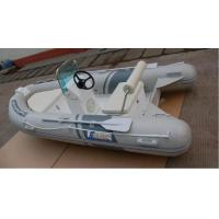 Wholesale Small Size Inflatable Hard Bottom Boat Easy Carrying 300cm With Small Center Console from china suppliers