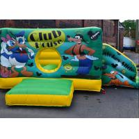Wholesale 12ft X 18ft Mickey Mouse Inflatable Combo Birthday Party Bounce House And Slide from china suppliers
