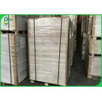 China 70 x 100cm 1.5mm 2.0mm 2.5mm Hard Stiffness Book Binding Board For Packaging for sale