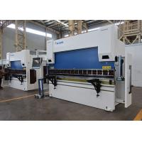 Wholesale 125 Ton 3100mm 6-Axis CNC Hydraulic Press Brake Bending Machine with DELEM DA66T CNC from china suppliers