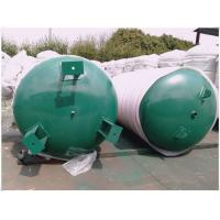 Wholesale 7560 Gallon Ingersoll Rand Air Compressor Storage Tank With Inspection Hole from china suppliers