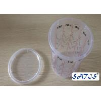 Buy cheap Disposable Mixing Painting Bottle Auto 400ml Nylon cup Logo customize print on from wholesalers