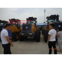 Wholesale GR135 XCMG Motor Graders With Cummins Engine , Rated Speed 100 / 2200kw/rpm from china suppliers