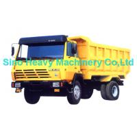 Wholesale Sinotruk Yellow 4x2 Heavy Dump Truck Trailer 20T ZZ3317N3867B from china suppliers