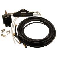 China ZA0500 Pro 2.0 Outboard Motor Steering Kit For Bass Boat And High Speed Boat for sale