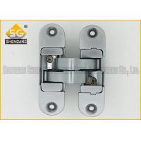 Wholesale Zinc Alloy 3D Adjustable Invisible Door Hinges Hardware 180 Degree from china suppliers