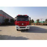 Wholesale HOWO Chassis Motorized Commercial Fire Trucks from china suppliers
