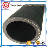 Wholesale Industrial standard 3 inch black synthetic rubber material soft hose tube for for abrasive materials from china suppliers