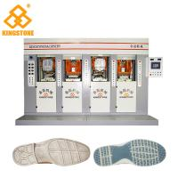 Buy cheap Static machine for the production of one/two-colour soles and soles with inserts, in compact and expanded material from wholesalers