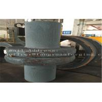 Wholesale AISI 4340 34CrNiMo6 40NCD3 SNCM439 Gear forged steel shaft  Q+T Heat Treatment  Rough Turned from china suppliers