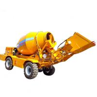 Wholesale FM10 Mobile Concrete Mixing Truck from china suppliers
