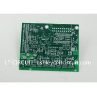 Wholesale Impedance Control Printed Circuit Board PCB Lead Free HASL Green Solder Mask from china suppliers