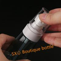 Wholesale Fine Mist Refillable Travel Containers 60ml/2oz Airless Misting Spray Bottles from china suppliers