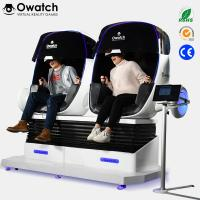 China Owatch 9D VR Simulator Cinema for sale, MAX 9D Experience Dynamic Platform Manufacturer on sale