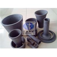 China Wear Resistance SiSiC Material Silicon Carbide Ceramic Cyclone Liner for sale