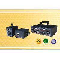 Quality Sound Control 100 - 240V DPSS Green Mini Laser Stage Light with 21 DMX Channel for sale