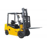 Buy cheap Seat Type Four Wheel Forklift Diesel Powered 1.5 Ton With 6m Lifting Height from wholesalers
