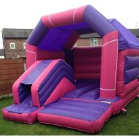 Wholesale Super Attractive Residential Inflatable Combo Mini Party Multiple Kids Bounce House from china suppliers