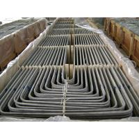 Wholesale Heat Exchanger Tube , ASME SA213/SA213M-2013 TP321 / TP321H Stainless Steel U Bend Tube from china suppliers
