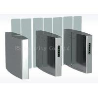 Wholesale Outdoor Turnstile Speed Gates, Full Height Glass Barrier Security Gate from china suppliers