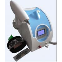 Quality ND YAG Q Switched Laser Tattoo Removal Equipment For Age Pigment / Pigment for sale