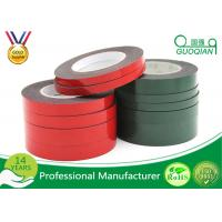 Wholesale Strong Viscosity PE Foam Material Double Side Tape For Home Decoration / Automobile Emblem from china suppliers