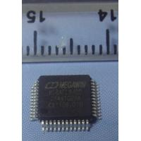 Wholesale 84 Series Megawin 8051 MCU microprocessor with USB Microcontroller 8 / 16 bit LQFP48 Type from china suppliers