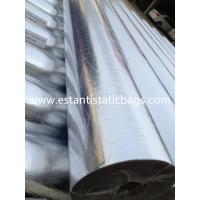 Wholesale Tri Way Aluminum Foil Scrim Kraft Paper FSK Thermal Insulation Materials from china suppliers